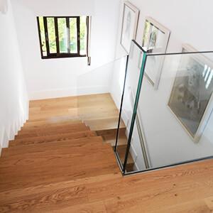 reforma escaleras piso